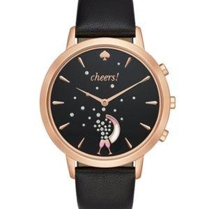 NWT Kate Spade CHEERS Hybrid Smartwatch